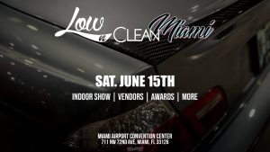 Low N Clean | Miami 3 @ Double Tree by Hilton Miami Airport Convention Center | Miami | Florida | United States