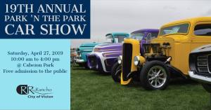 Park'n the Park Car Show @ Cabezon Park and Community Center | Rio Rancho | New Mexico | United States