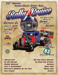 Rally & Cruise @ Ontario, CA | Ontario | California | United States