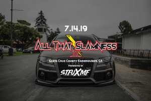 All That Slamness Part III @ Santa Cruz County Fair | Watsonville | California | United States