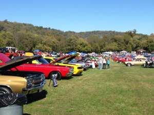 Boonesboro Boogie Car Show @ Ft Boonesboro State Park   Richmond   Kentucky   United States