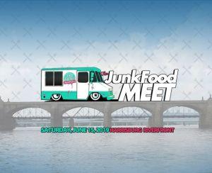 The JunkFood Meet @ Riverfront Park | Harrisburg | Pennsylvania | United States