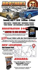 Brothers Truck Show & Shine @ Silverado, California | Silverado | California | United States