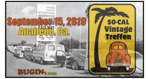 So Cal Vintage VW Treffen @ Anaheim, California | Anaheim | California | United States