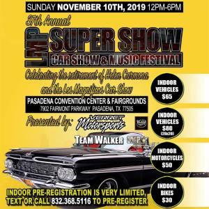 LMP Super Show @ Pasadena, Texas | Pasadena | Texas | United States