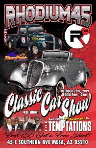Rhodium Car Show @ Rhodium 45 | Mesa | Arizona | United States