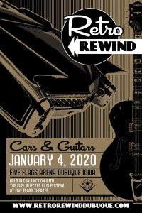 Retro Rewind Dubuque 2020 @ Dubuque, Iowa | Dubuque | Iowa | United States