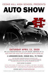 2nd Annual Cedar Hill Auto Show @ Cedar Hill Auto Show   Cedar Hill   Texas   United States
