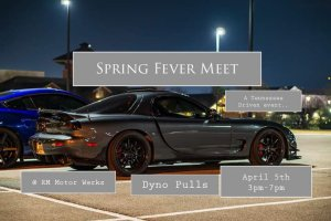 Spring Fever Meet @ RM Motor Werks | Knoxville | Tennessee | United States