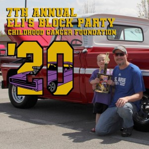 Eli's Block Party Childhood Cancer Car Show and Cruise-In @ Bethel Church of Christ   Athens   Alabama   United States