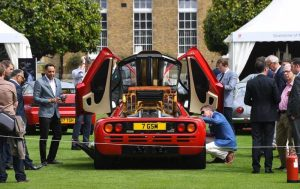 London Concours 2020 @ Gardens of the Honourable Artillery Company