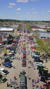 26th Annual Main Street Memories Car Show @ Tomahawk | Wisconsin | United States
