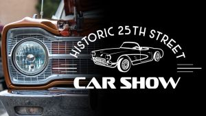 Historic 25th Street Car Show 2020 @ Historic 25th Street | Ogden | Utah | United States