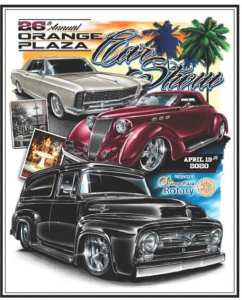 26th Annual Orange Plaza Car Show @ Orange County | Orange | California | United States