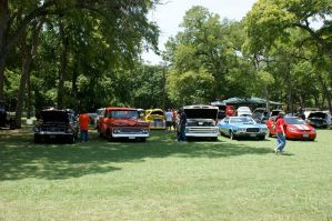 Waxahachie Fun Run Car Show @ Getzendaner Memorial Park | Waxahachie | Texas | United States