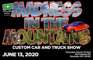 Madness in the Mountains @ Princeton Church of God | Princeton | West Virginia | United States