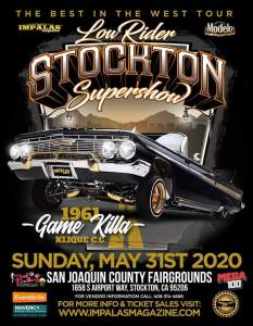 Stockton Lowrider Super Show 2020 @ San Joaquin County Fairgrounds | Stockton | California | United States