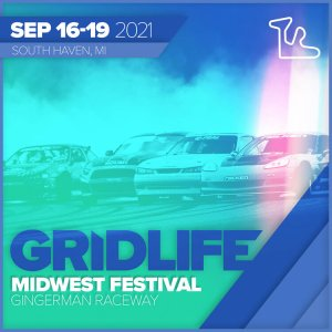 GRIDLIFE Midwest Festival @ Gingerman Raceway | South Haven | Michigan | United States
