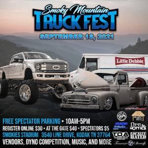 Smoky Mountain Truck Fest Fall 2021 @ Tennessee Smokies | Kodak | Tennessee | United States
