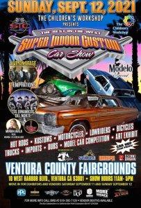 The Best in the West Super Indoor Custom Car Show @ Ventura County Fairgrounds | Ventura | California | United States