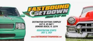 Eastbound Getdown Show presented by Stingray Chevrolet @ Destination Daytona | Florida | United States