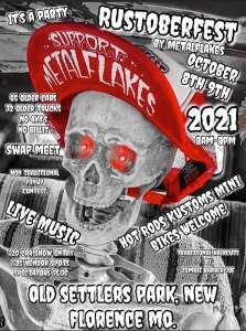 Rustoberfest 2021 @ New Florence   Missouri   United States