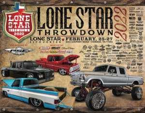 Lone Star Throwdown 2022 @ Lone Star Expo Center   Conroe   Texas   United States