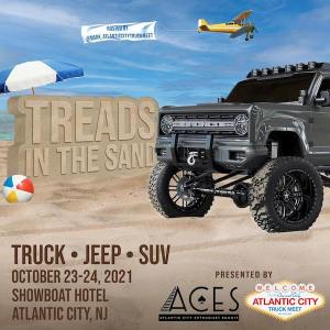 Treads in the Sand 2021 @ Showboat Hotel | Atlantic City | New Jersey | United States