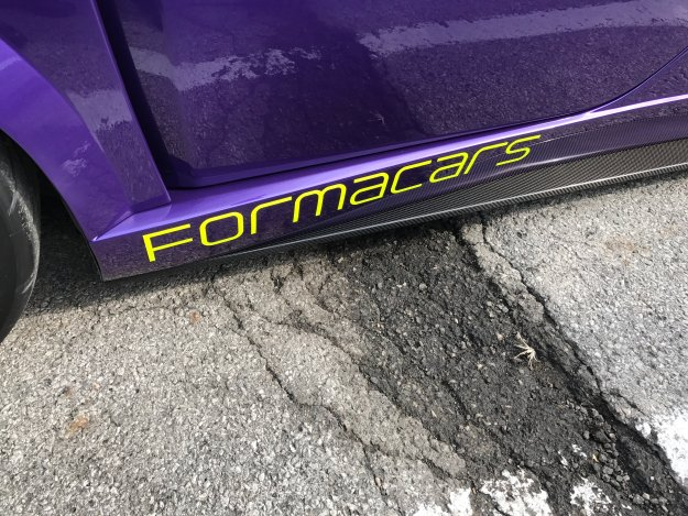 Columbus Cars and Coffee Formacars logo