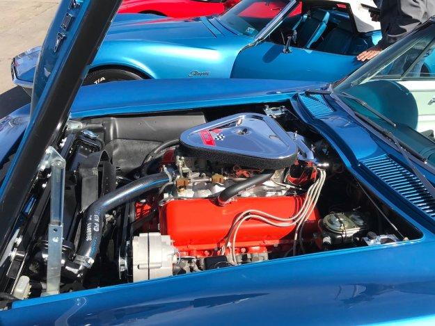 Sunday Cruisin' Buffalo Wings & Rings Best of Cruise engine