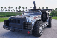 The Boss Hummer H1