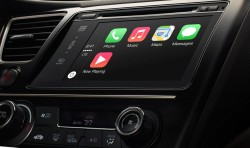 Apple CarPlay Dashboard