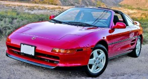 "Toyota MR2 ""Mister Two"""