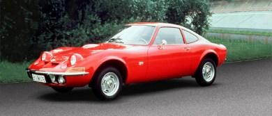 "Opel GT ""Baby Corvette"""