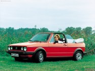 "VW Golf Cabriolet ""Strawberry basket"""