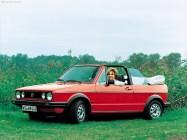 "VW Golf Cabriolet ""Strawberry basket"""