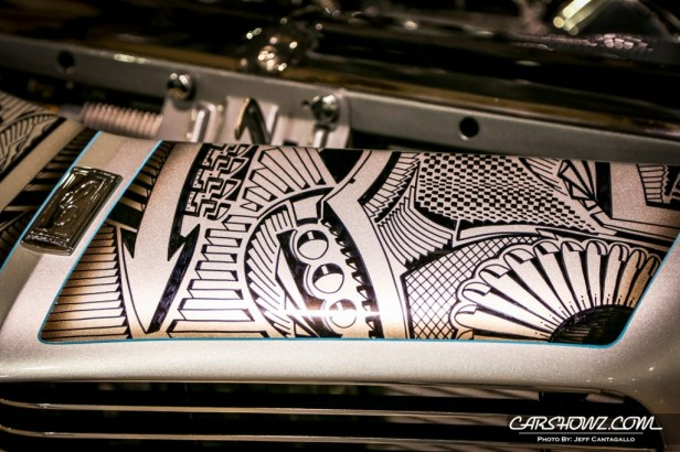 Pinstripe Chris Sharpie Camaro - Photo by Jeff C., CarShowz