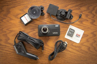 KDLINKS X1 Full HD Dash Cam Unboxed