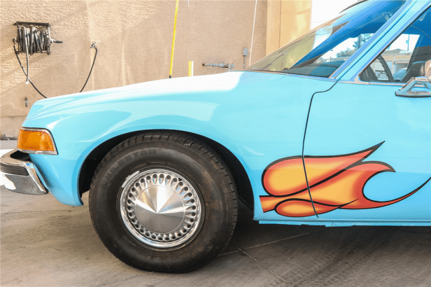 "1976 AMC Pacer ""WAYNE'S WORLD"""