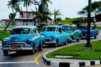 American Classic Cars in Cuba