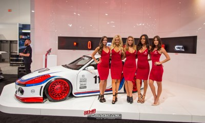 Ladies of SEMA 2017 Cover Photo