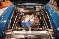 Engine of the 1963 AMC Rambler American 440 Wagon