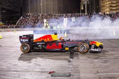 Red Bull Racing at SEMA Ignited 2017