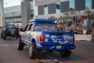 Hanro Studios Freedom Blues rolling out at SEMA 2016