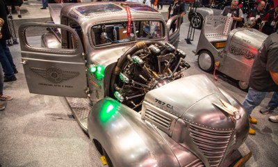 Plymouth Air Radial Truck Feature Photo
