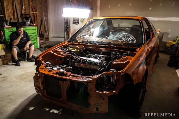 Honda Civic - Ojee Civic