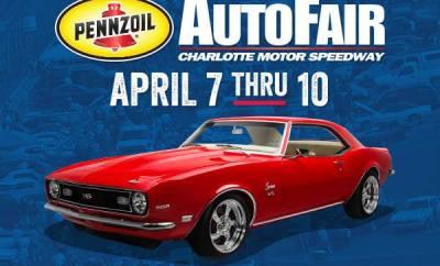 Charlotte Auto Fair