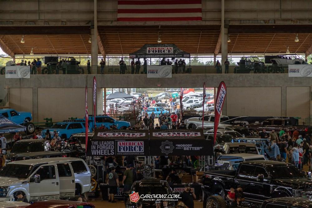American Force Wheels Arena - Lone Star Throwdown 2019