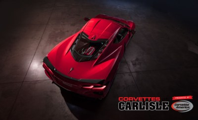 Corvettes at Carlisle 2019