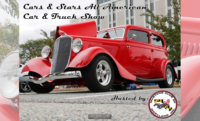 Cars & Stars All American Car & Truck Show Feature Photo